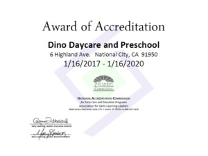 Accreditation-award